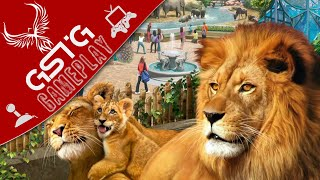 Wildlife Park 3 [GAMEPLAY by GSTG] - PC