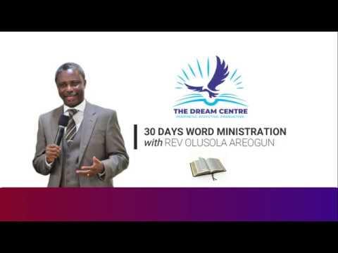Stillness and Quietness in Difficult Times | COVID-19 (Day 12) - Rev Olusola Areogun