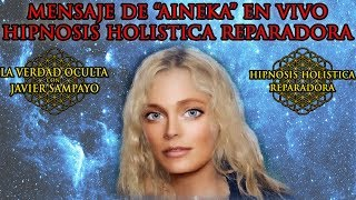 JS HHR - Alma - mensaje de pleyadiana en Hipnosis Holistica Reparadora