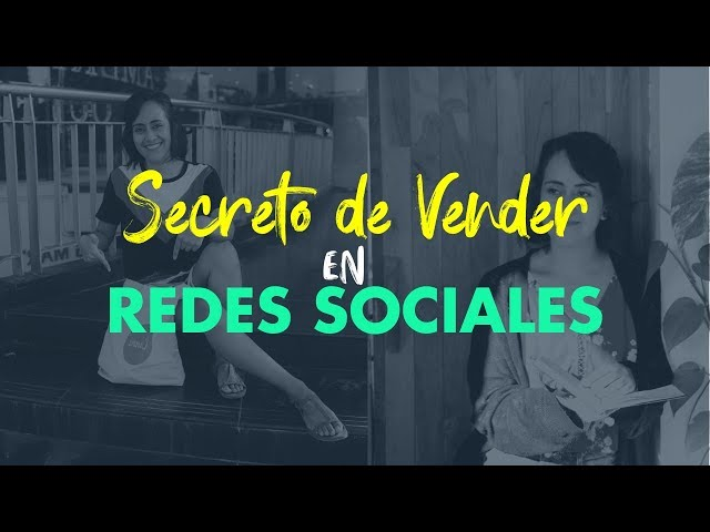 Cómo Vender en Redes Sociales (El Secreto No Tan Secreto!) | Facebook Live | Diana Muñoz