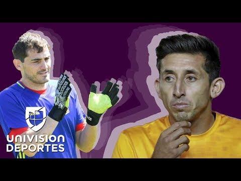 Genial 'trolleo': Iker Casillas se burló de Héctor Herrera tras su gol en la Champions