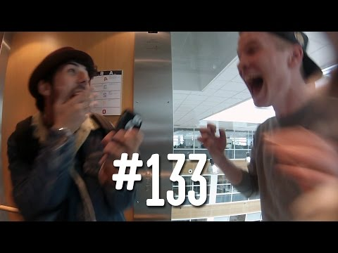#133: Lift Prank 2.0 [OPDRACHT]