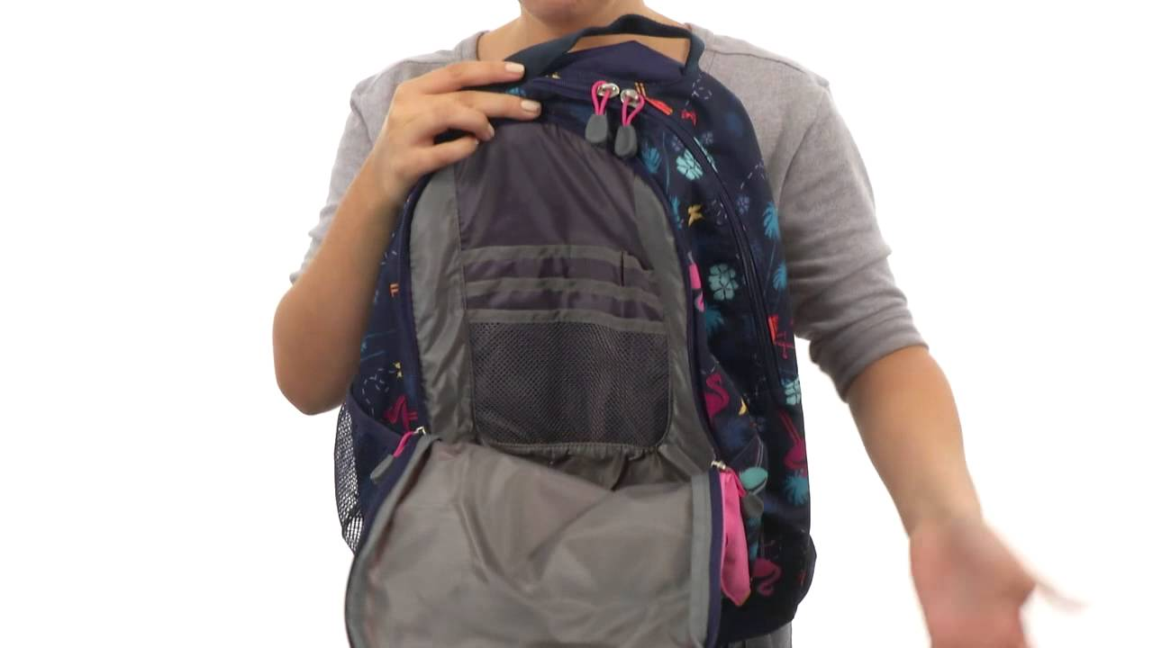 2bbd3b255 High Sierra Curve Backpack SKU:#8414283 - YouTube