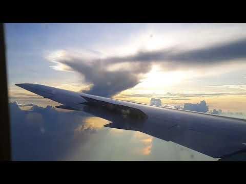 ТУРБУЛЕНТНОСТЬ | ВЕЛИКОЛЕПНЫЙ ПОЛЕТ С AZUR AIR НА БОИНГЕ 767