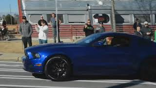 ► ULTIMATE CAR CRASH COMPILATION◄ !! FORD MUSTANG IDIOTS !!