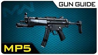 Mp5 Stats Andamp Best Class Setups  Modern Warfare Gun Guide 2