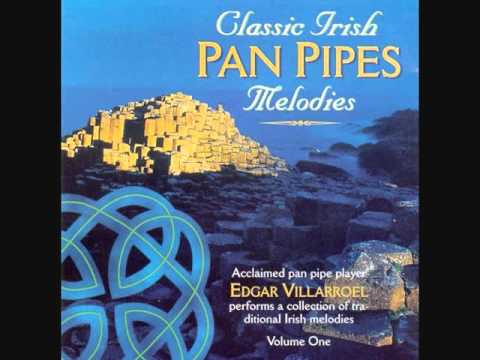 Edgar Villarroel - The Fields Of Athenry - Irish Pan Pipes - Relaxation Music