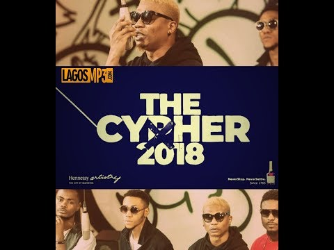 Hennessy Cypher 2018 | Reminisce x Ifex G x Oladips x Bobbi Phille (Official Video)