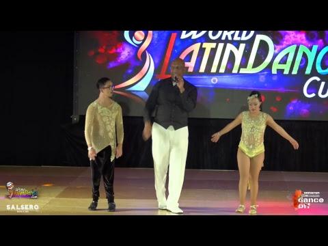 World Latin Dance Cup 2018 Día 3, Jueves, Semifinales