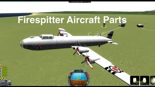 Kerbal Space Program - Firespitter propeller plane and helicopter parts v4.0