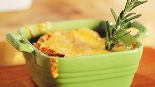 Как приготовить луковый суп. Рецепт - Основной инстинкт. Выпуск 6