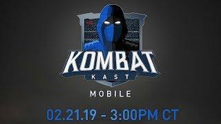 Kombat Kast Mortal Kombat Mobile - ЖДЕМ ВЕСТЕЙ по MK11