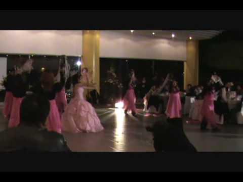 Danza Xv A 241 Os Cristianos Me Gozare Me Alegrare Youtube