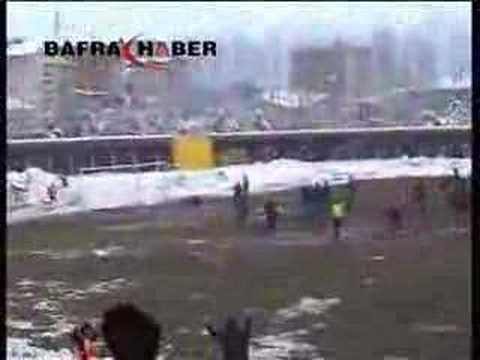Bafraspor-Ankarademirspor Klip -