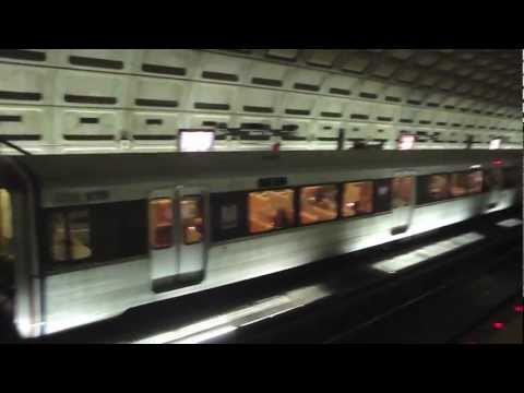 The Metro of Washington DC