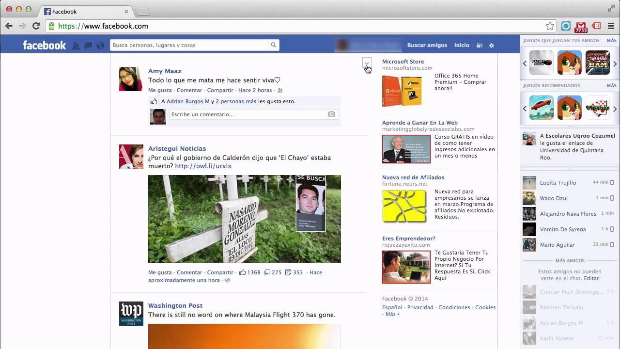 Como poder ver fotos de facebook sin ser amigo 2013 70