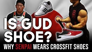Is Gud Shoe : Why Toshiki Yamamoto Snatches in CrossFit Shoes