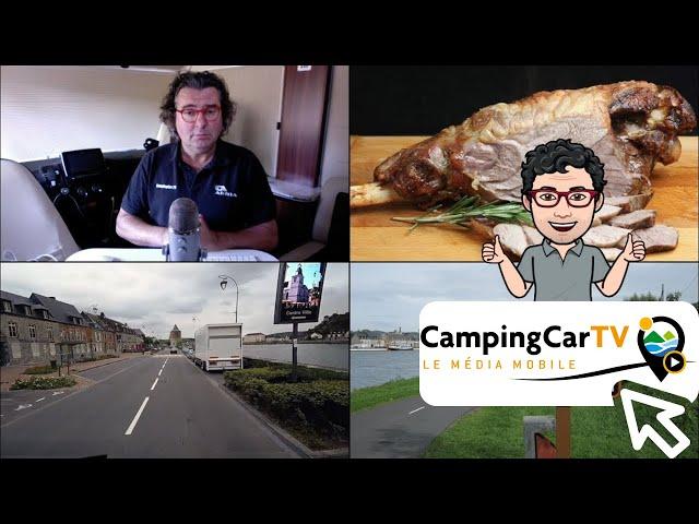 JT en camping-car N°168 -