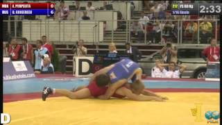 Wrestling World championships 2013  highlights