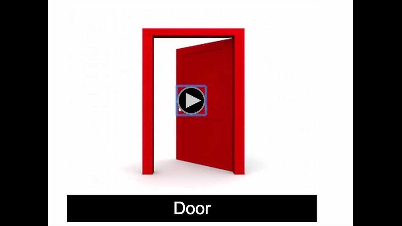 puerta en ingl s youtube