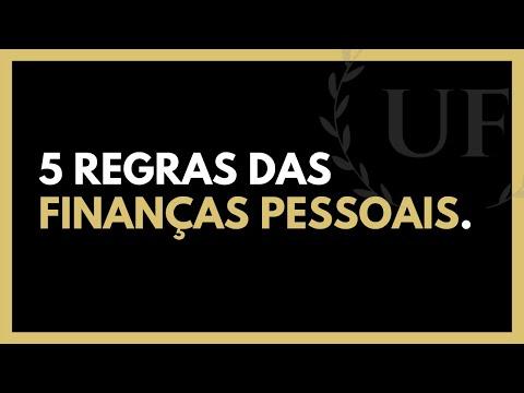 5 PRINCIPAIS DICAS DE FINANÇAS PESSOAIS