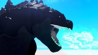 O MELHOR JOGO DE GODZILLA E KAIJU DO ROBLOX!! - Project Kaiju 🦎