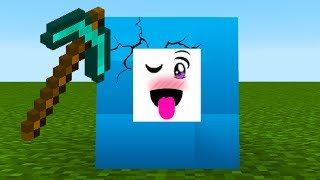 THE ROBLOX BLOCK IN MINECRAFT!