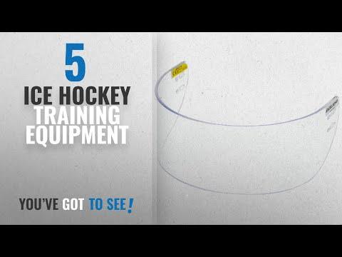 Top 10 Ice Hockey Training Equipment [2018]: Bauer Euro Pro 1039933 Visor For Ice Hockey Helmet