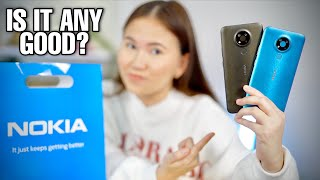 NOKIA 3.4 UNBOXING & QUICK REVIEW