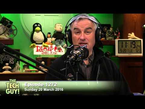 Leo Laporte - The Tech Guy 1272