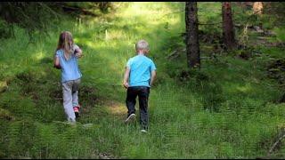 Sommertage in Norwegen