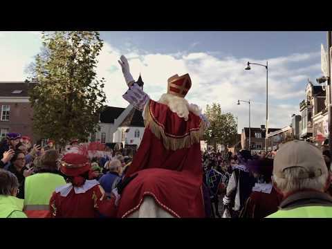Sinterklaasintocht in Veenendaal 2017