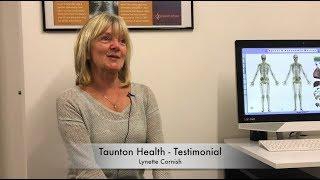 Achilles Pain and Rehabilitation Testimonial - Taunton Health - Osteopath Taunton