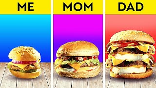 35 Delicious Recipes Your Family Will Love  Easy Ways to Cook Burgers at Home!