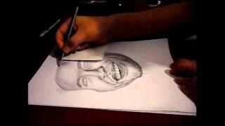 Dibujando a Prince Royce 2016 By Ale Gomita