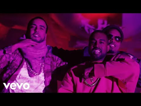 French Montana - Figure it Out ft Kanye West Nas