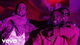 French Montana - Figure it Out ft. Kanye West, Nas (Official Music Video)
