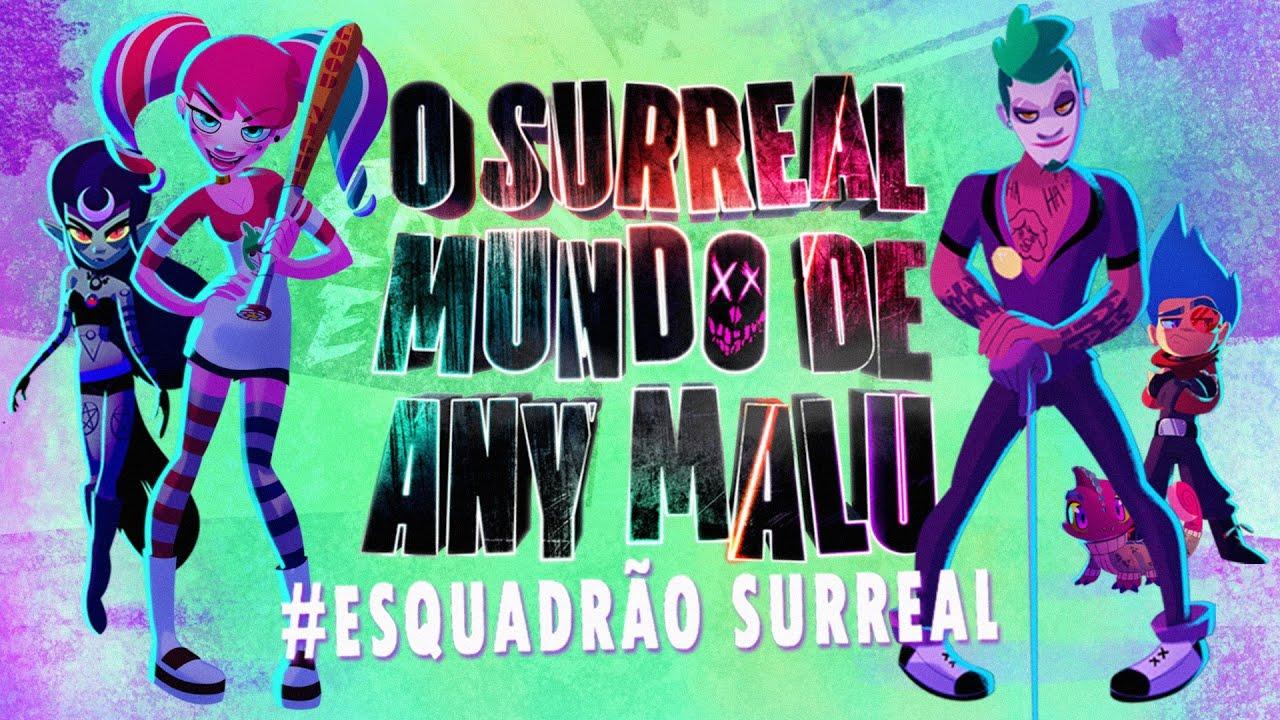 Esquadrão Surreal (episódio especial) - Vilões e o Esquadrão Suicida