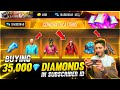 Buying   Diamond Dj Alok In My Subscriber Id Noob To Pro Free Fire Garena Free Fire  Mp3 - Mp4 Download