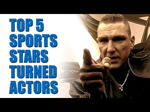 Top 5 Sportstars Turned Actors