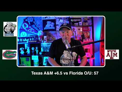 Texas A&M vs Florida Free College Football Picks and Predictions CFB Tips Saturday 10/10/20