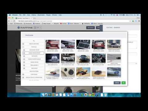 Raffine.eu Brand media library