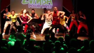 Zumba Power Party - Cierre