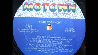 Watch Four Tops Dont Let Him Take Your Love From Me Extended Stereo Single Mix video