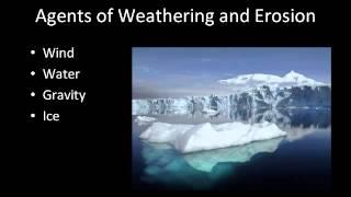 Weathering and Erosion Basics