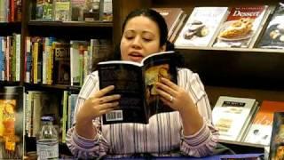 Isabelle Santiago Book Signing: 12/13/08
