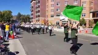 NAU Homecoming Parade 2015 - Full - Drury Inn