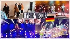 ONE OK ROCK Vip Meet&Greet + Concert Vlog - Cologne Germany 2019