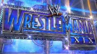 Limp Bizkit - Crack Addict (WrestleMania XIX Theme) + FULL Theme Download