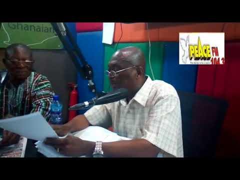 Kweku Baako, Allotey Jacobs & Yaw Boateng Gyan Fight Over Kwesi Botchwey Report